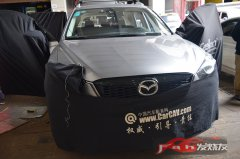 长安马自达CX-5全车隔音降噪处理 丨 昆明发烧友汽车音响改装