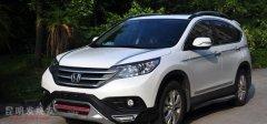 2013新年改装力作,新款CRV汽车音响升级作业详解!