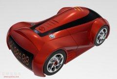 善领GT308(美洲豹)测速仪