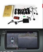 <b>全景行车辅助监控系统第四代鸟瞰无缝全景记录仪</b>
