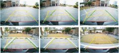 <b>全景行车辅助监控系统全景配智能倒车轨迹车型表</b>