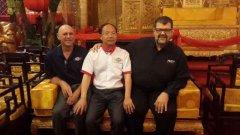 昆明发烧友总经理马顺平先生 获2015IASCA中国国际认证赛事裁判资格