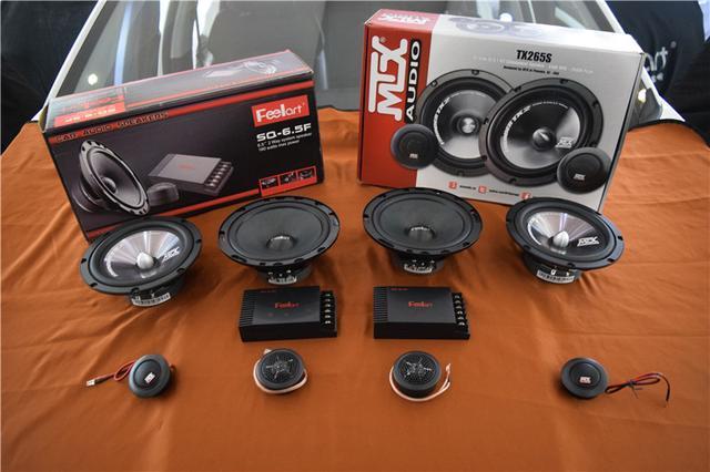 奇瑞瑞虎打造轻巧汽车音响 芬朗SQ-6.5F和美国MTX265S妙音经典