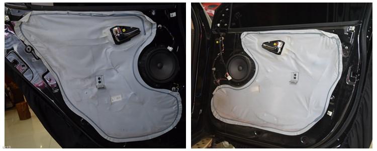 昆明发烧友汽车音响:现代IX35改装美国MTX高性价比汽车音响