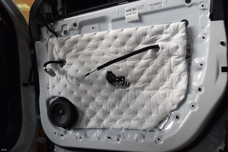 昆明汽车隔音降噪:长城威派VV6汽车隔音降噪,处理胎噪和风噪