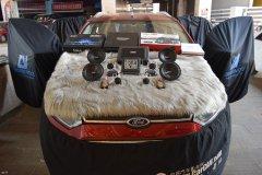 昆明福特翼博汽车音响改装西玛音响和有源低音,昆明发烧友