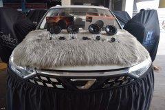 捷达VS5改装美国JBL汽车音响系统,昆明发烧友汽车音响