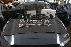 马自达CX30汽车音响改装两套喇叭和DSP,昆明发烧友汽车音响
